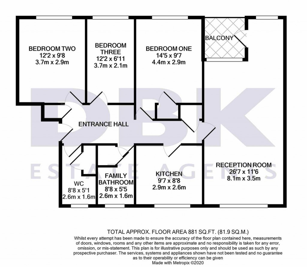 Floorplans For Summerwood Road, Isleworth, TW7