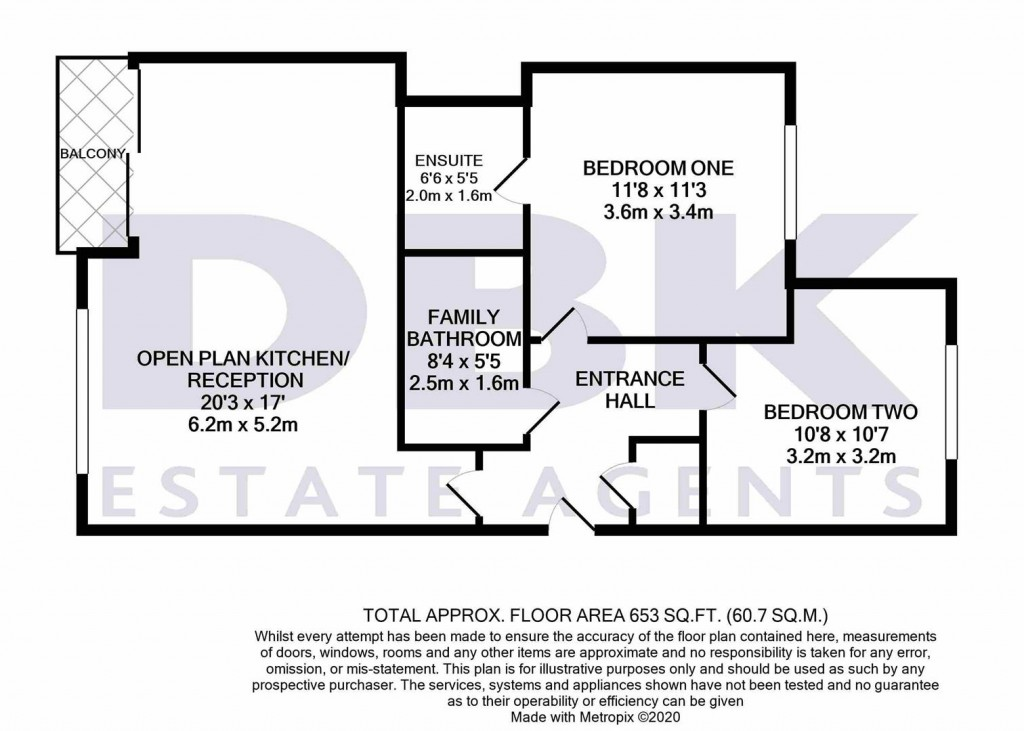 Floorplans For Gateway Court, Convent Way, Southall, UB2